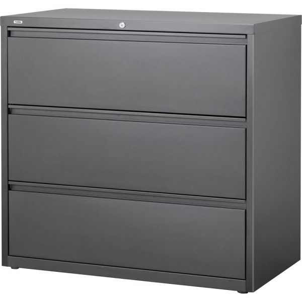 Lorell Hanging File 3 Drawer Lateral File Cabinet