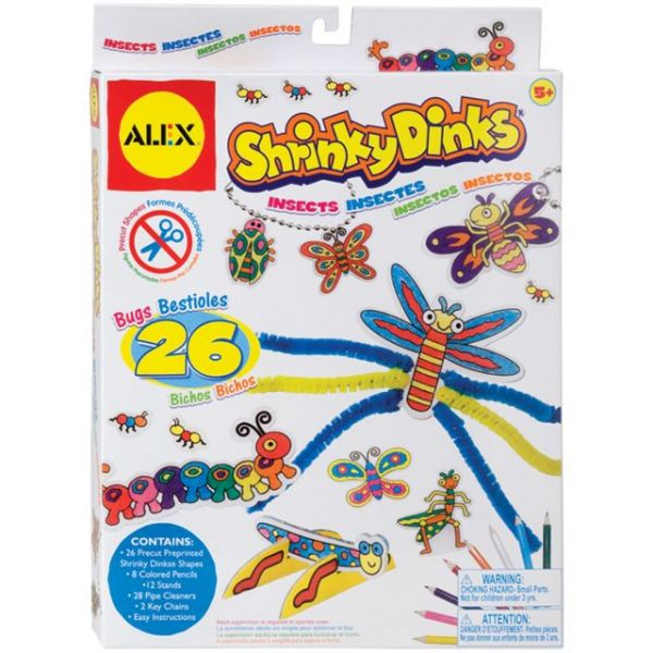 Shrinky Dinks Insects Kit