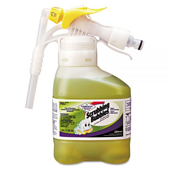 Scrubbing Bubbles Super Concentrate Bathroom Cleaner