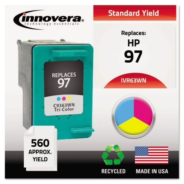 Innovera Remanufactured HP 97 Ink Cartridge