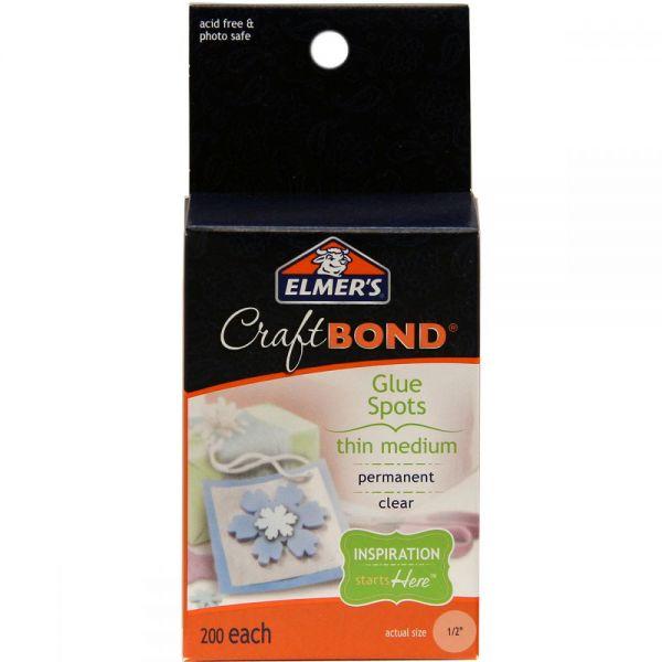 Elmer's CraftBond (R) Glue Spots