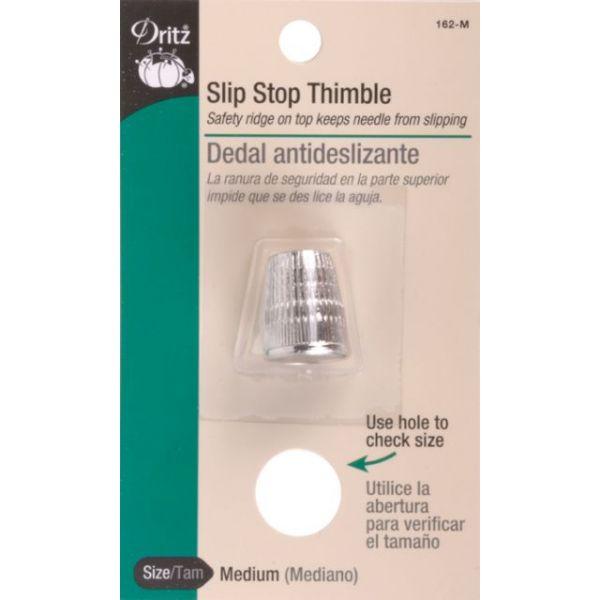 Slip-Stop Thimble