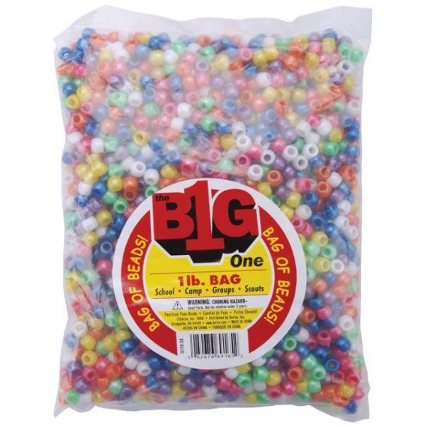 Darice Big One Pony Beads