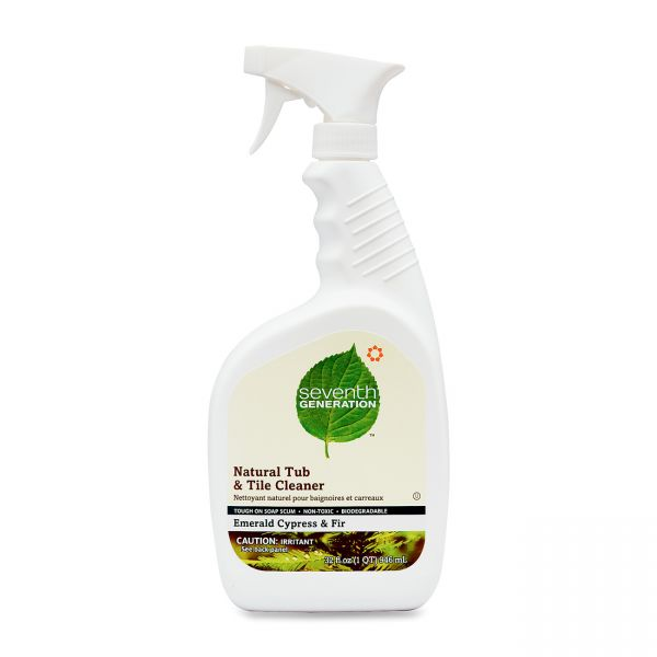 Seventh Generation Tub & Tile Natural Cleaner