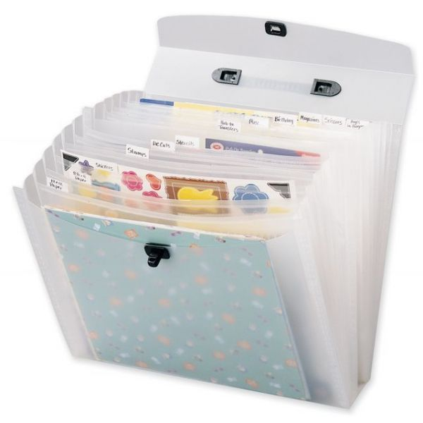 MemoryFile Expandable Storage Case