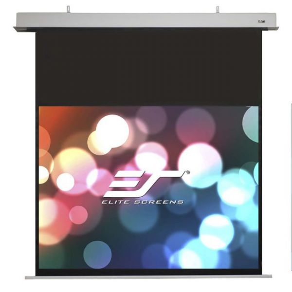 "Elite Screens R100WH1 ezFrame Wall Mount Fixed Frame Projection Screen (100"" 16:9 Aspect Ratio) (CineWhite)"