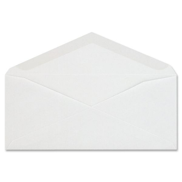 White Wove Commercial Envelopes