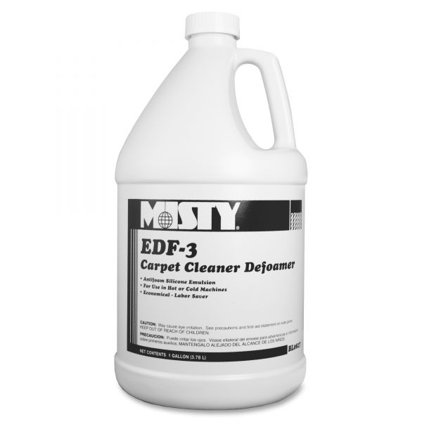 Misty EDF-3 Carpet Cleaner Defoamer