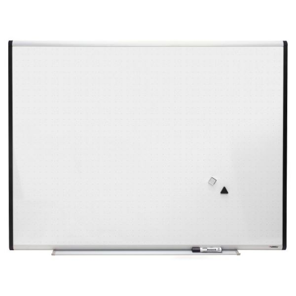 Lorell Signature 4' x 3' Magnetic Dry Erase Board