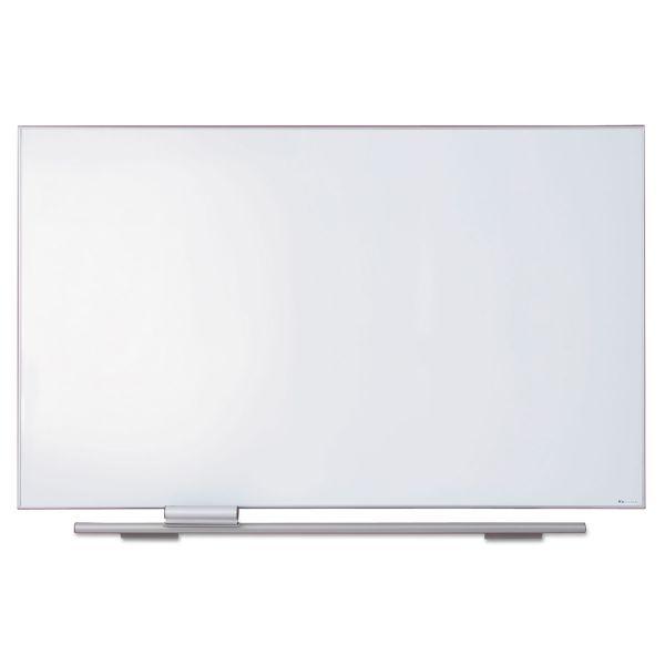 Iceberg Polarity Porcelain Dry Erase Board, 72 x 44, Aluminum Frame