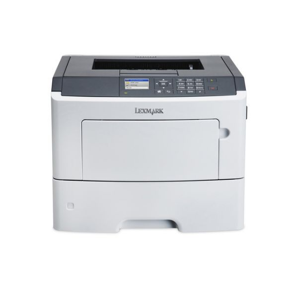 Lexmark MS610DN Desktop Monochrome Laser Printer