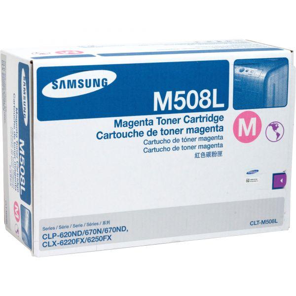 Samsung M508 Magenta High Yield Toner Cartridge