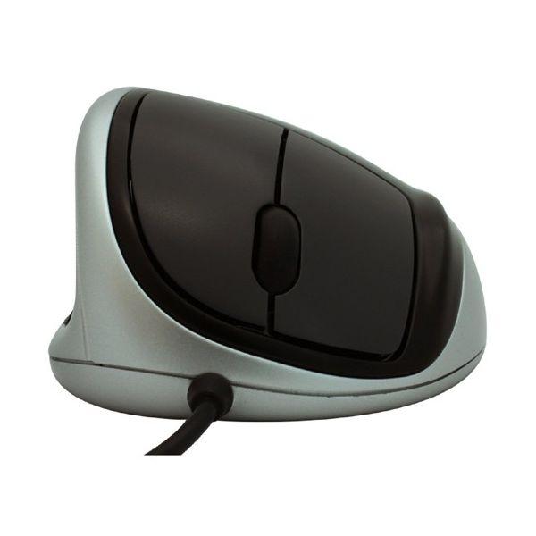 Goldtouch Ergonomic Mouse Left Hand USB Corded by Ergoguys