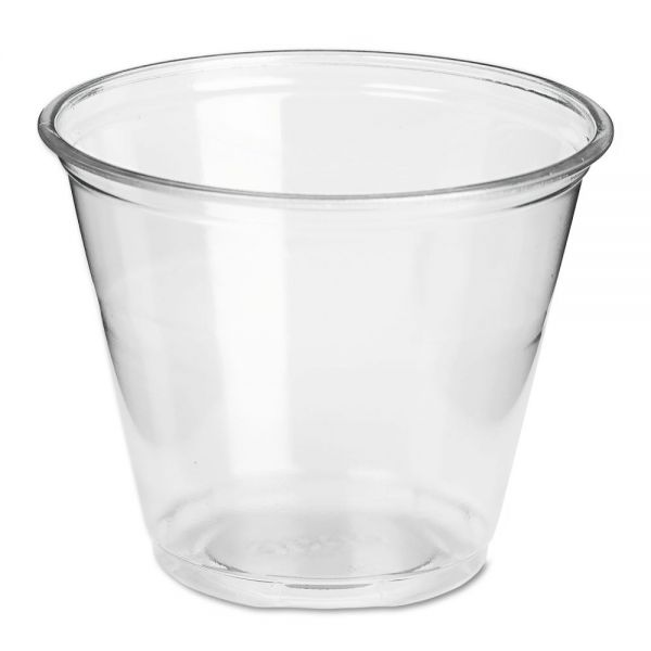 Dixie 9 oz Plastic Cups