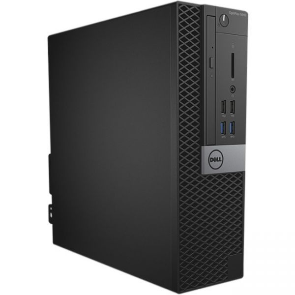 Dell OptiPlex 5040 Desktop Computer - Intel Core i7 i7-6700 - Small Form Factor