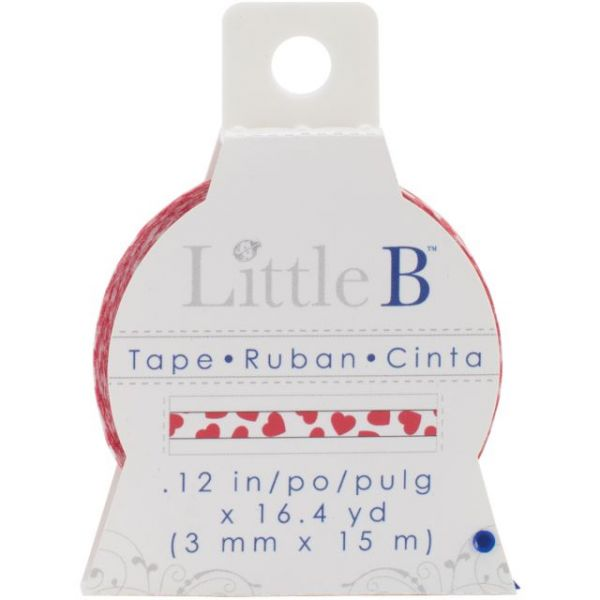 Little B Decorative Paper Tape