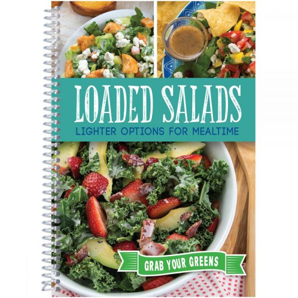 Loaded Salads (lighter Options For Mealtime)