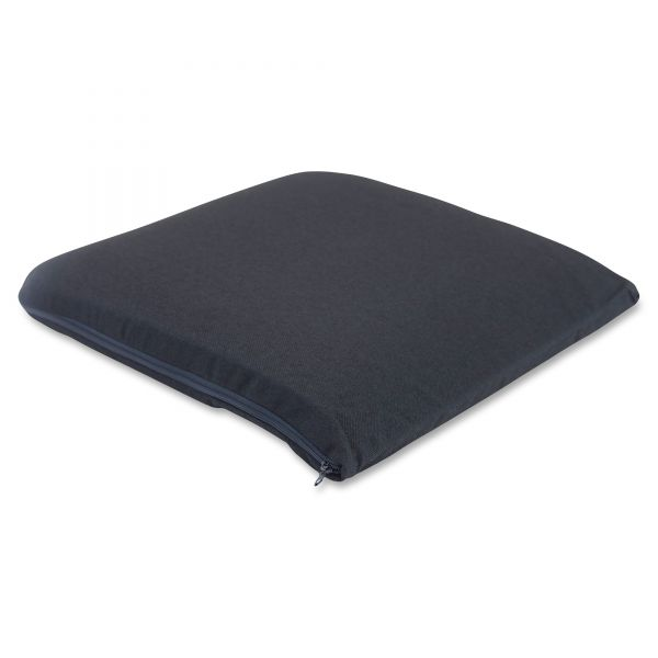 Master Mfg. Co The ComfortMakers Seat/Back Cushion, Deluxe, Adjustable, Black
