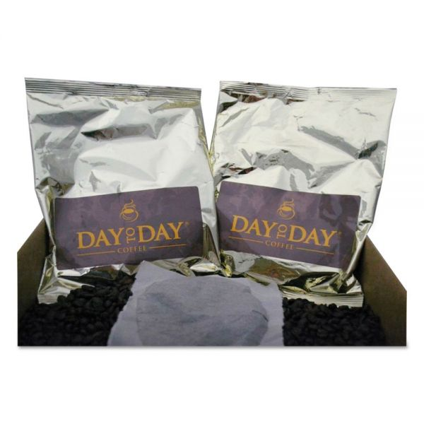 Day to Day Coffee 100% Pure Morning Blend Coffee Packs