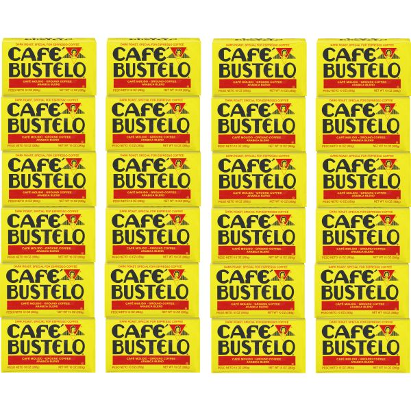 Café Bustelo Coffee Bricks (5/8 lb/ Brick)