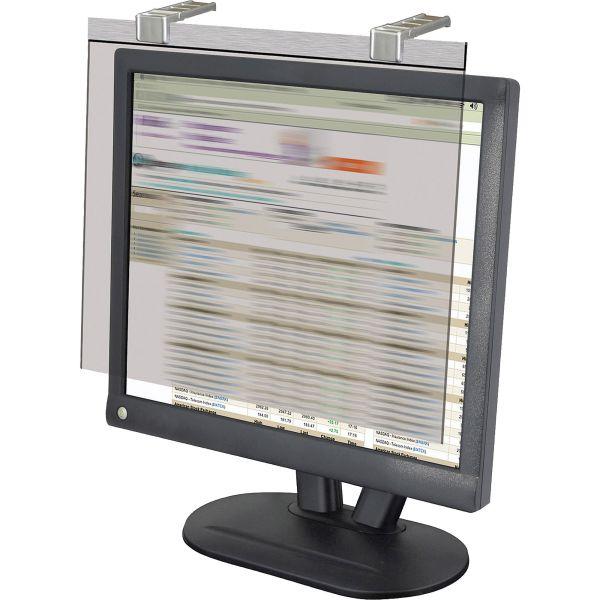 Kantek LCD Privacy Antiglare Wide-screen Filter Silver