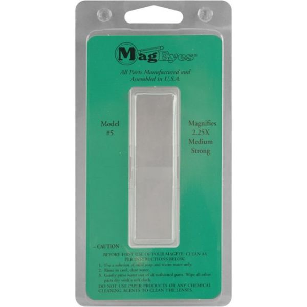 MagEyes Magnifier Lens