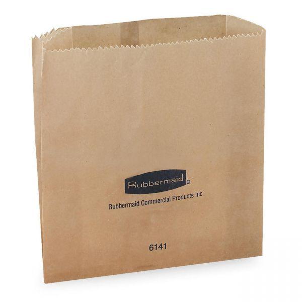 Rubbermaid Waxed Receptacle Bags
