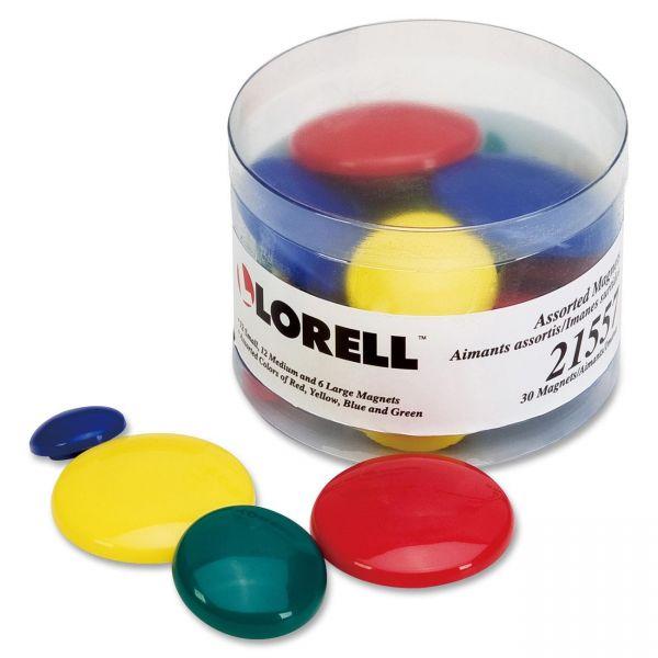 Lorell Magnets Assortment