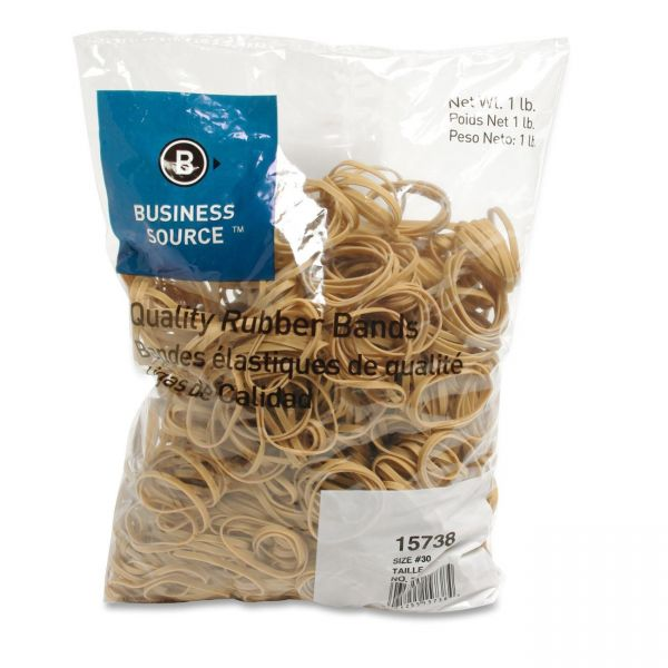 Business Source #30 Rubber Bands