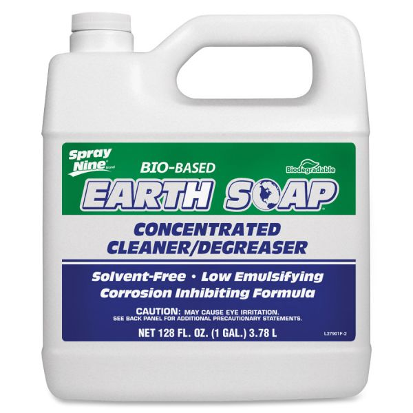 Spray Nine Earth Soap Concentrated Cleaner/ Degreaser