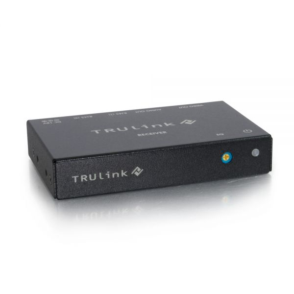 C2G TruLink VGA+3.5mm Audio over Cat5 Box Receiver