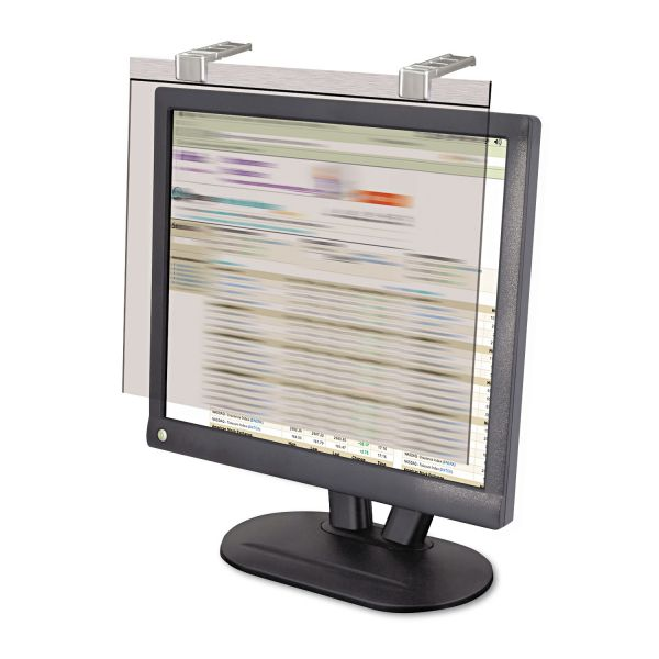 Kantek LCD Privacy Antiglare Wide-screen Filter Silver