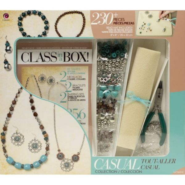 Jewelry Basics Class In A Box Kit
