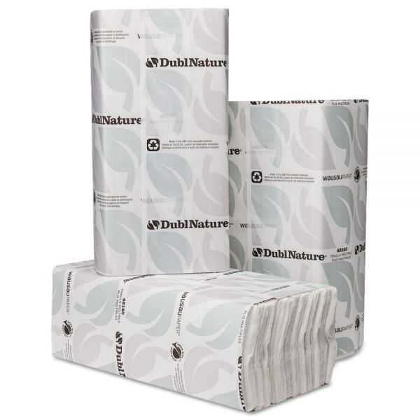 Dubl-Nature C-Fold Paper Towels