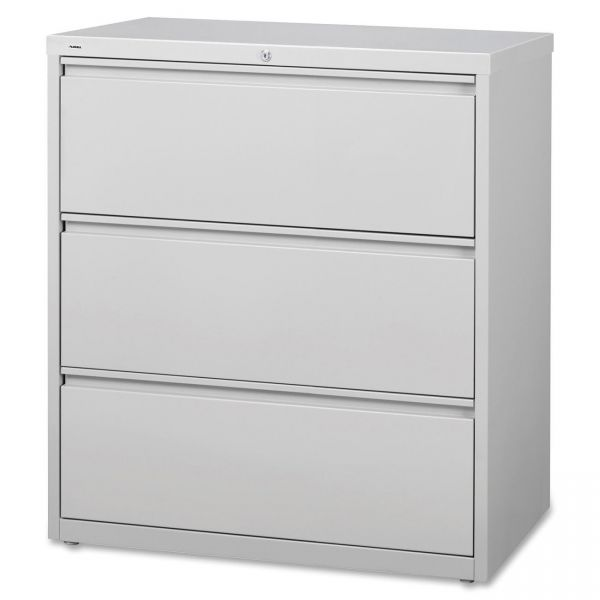 Lorell 3-Drawer Lateral File Cabinet