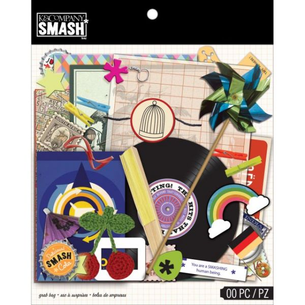 SMASH Grab Bag 29pcs