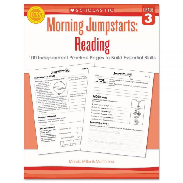 Morning Jumpstarts: Reading