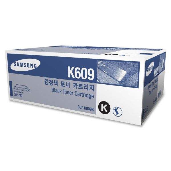 Samsung K609 Black High Yield Toner Cartridge