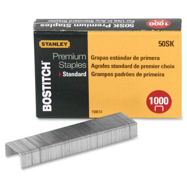 "Stanley-Bostitch Premium Standard 1/4"" Staple"