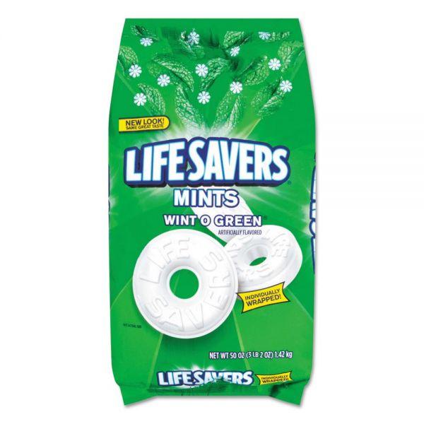 LifeSavers Wint-O-Green Hard Candy (3.125 lbs)