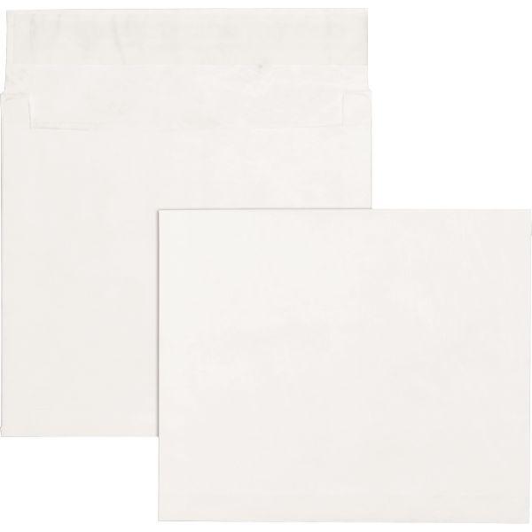 Survivor Tyvek Expansion Mailer, 10 x 13 x 2, White, 25/Box