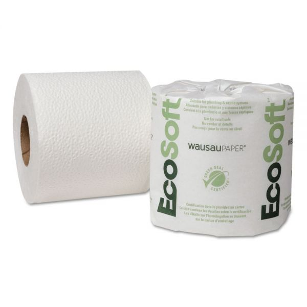EcoSoft Universal 2 Ply Toilet Paper