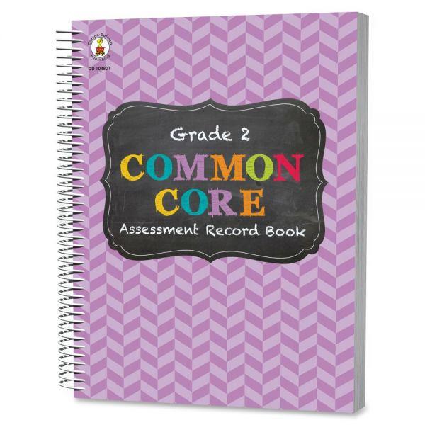 Carson-Dellosa CC Grade 2 Assessment Record Book
