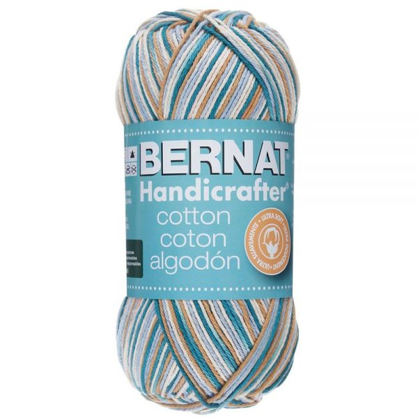 Bernat Handicrafter Cotton Yarn - By The Sea