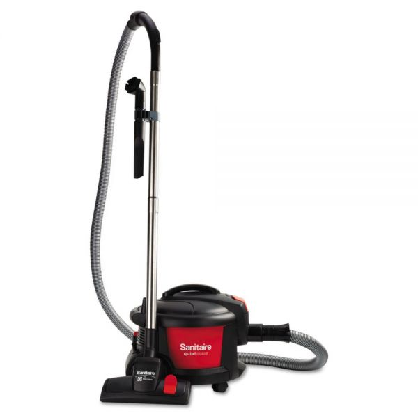 Electrolux Sanitaire Quiet Clean Canister Vacuum Cleaner
