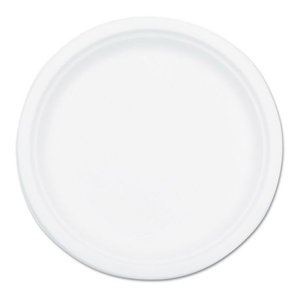 "NatureHouse 10"" Bagasse Plates"