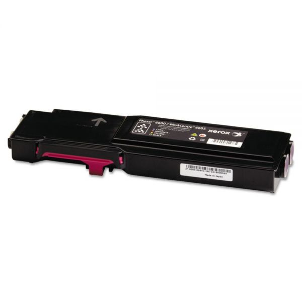 Xerox 106R02242 Magenta Toner Cartridge