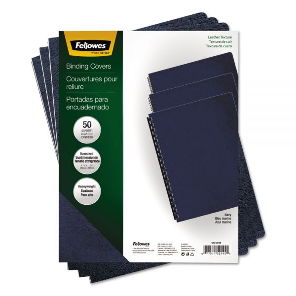 Fellowes Executive Oversized Presentation Binding Covers