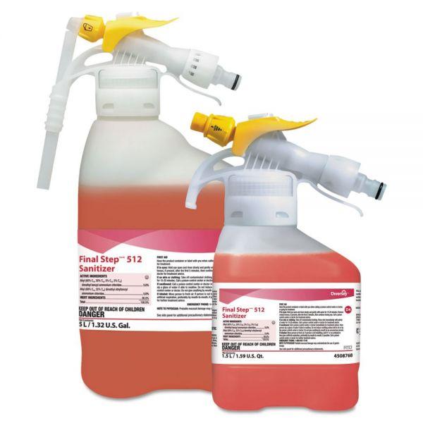Diversey Final Step 512 Sanitizer