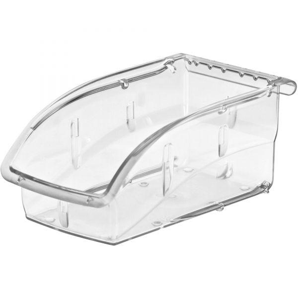 Akro-Mils Insight Ultra Clear Supply Bin